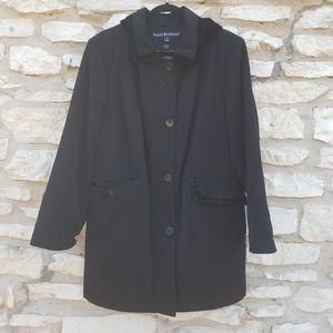 Fleet Street 2 in 1 Hooded Velvet Winter Jacket 1X